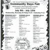34th Annual Northampton Community Days Fair